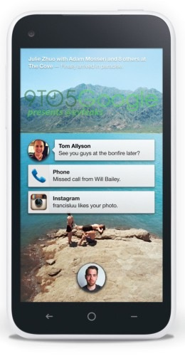 facebook home android first 2