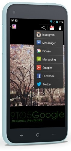 facebook telefoon htc first