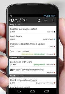 Todoist: handige takenlijst-app voor Android