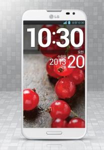 LG Optimus G Pro vanaf augustus verkrijgbaar