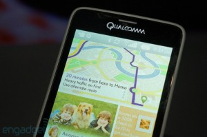 Qualcomm demonstreert zijn next-genertion ultra-hd en energiezuinige display