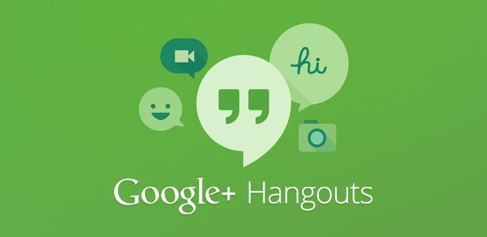 Nieuwe online berichtendienst Hangouts schittert in YouTube-video