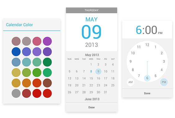 Google Calendar update brengt nieuwe interface toevoegen afspraken