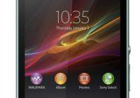 Sony introduceert full-hd en waterdichte Xperia ZR