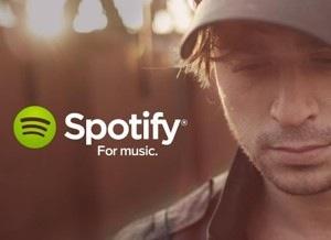 spotify muziek