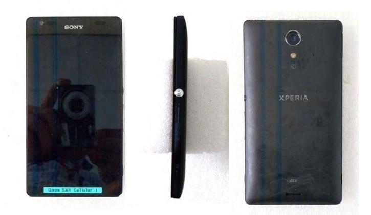 'Nieuwe high-end smartphone Sony op foto's te zien'