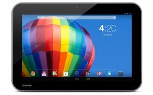 Toshiba kondigt drie nieuwe Excite-tablets aan