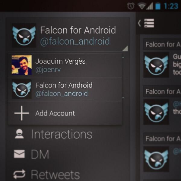 Populaire Twitter-app Falcon Pro gratis te gebruiken na update