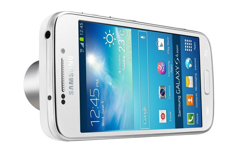 Samsung kondigt Galaxy-smartphone aan met optische lens