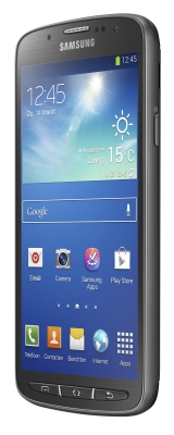 Samsung onthult de Galaxy S4 Active