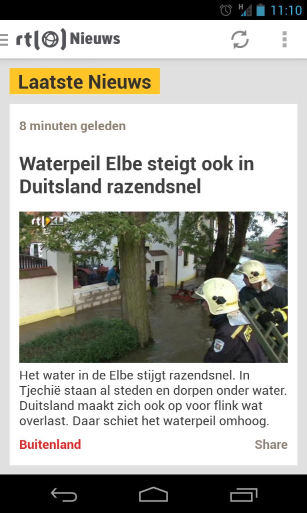Vernieuwde RTL Nieuws-app introduceert 'Nieuwswall'