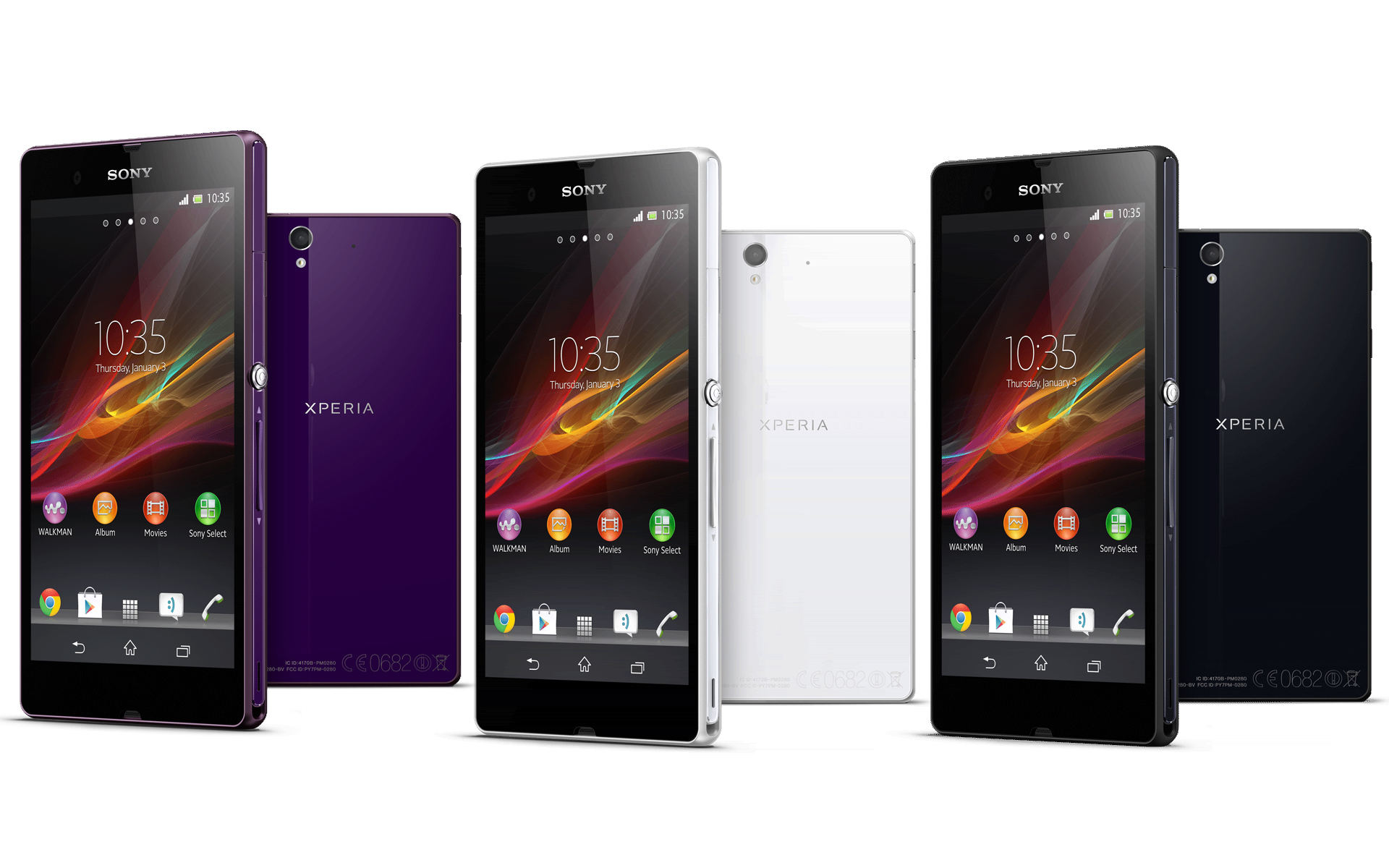 Sony Xperia Z Android 4.2.2 Jelly Bean-update rolt uit
