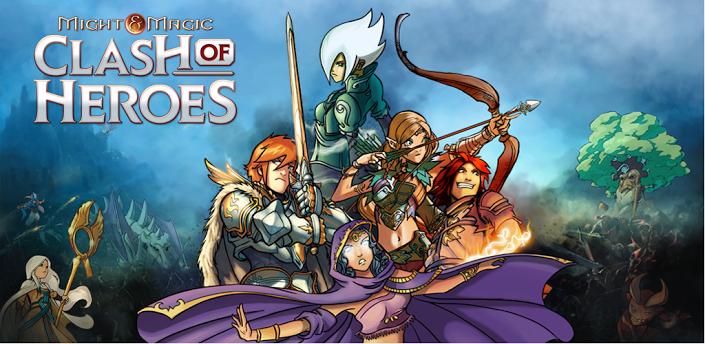 Might & Magic Clash of Heroes: uitstekende rpg-game in Play Store beschikbaar