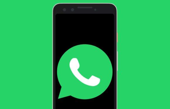 WhatsApp test chats met berichten die automatisch verdwijnen