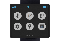 Android 4.3 hint op smartwatch en andere draagbare technologie