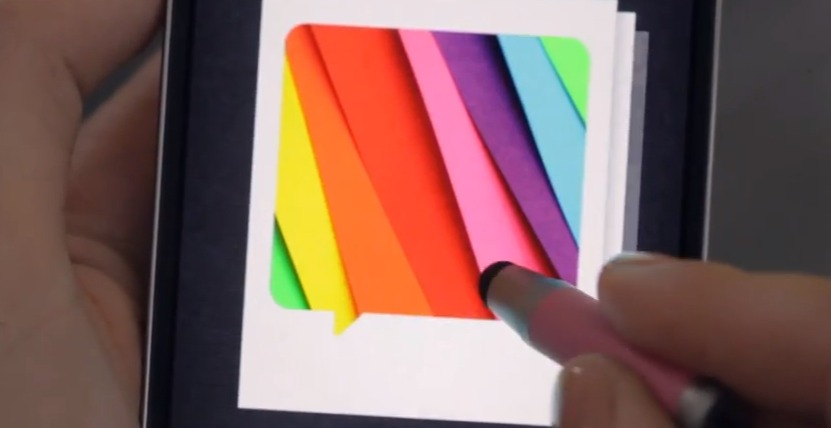Bamboo stylus en Loop app Review