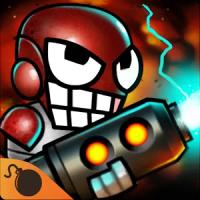 Blastron: cartooneske Worms-kloon komt naar Android