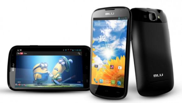 BLU Dash: goedkope smartphone met Jelly Bean voor 139 dollar