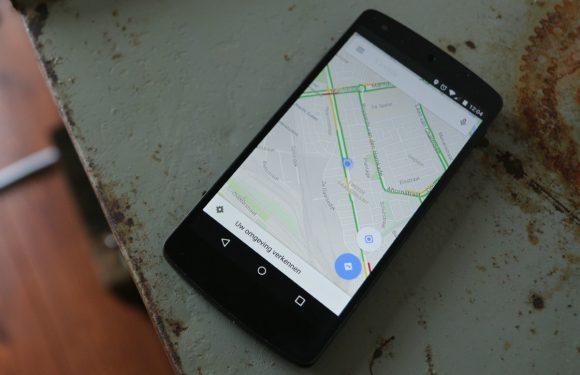 In 3 stappen het energieverbruik van Google Maps verminderen