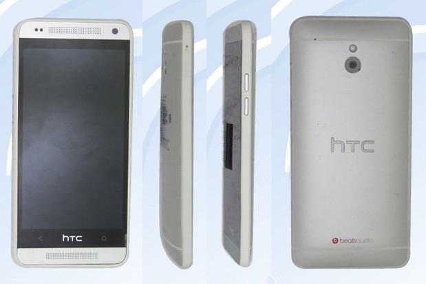 HTC One Mini release dichtbij, nieuwe foto gelekt