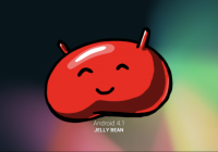 Jelly Bean marktaandeel groeit: meer dan helft Android draait op Jelly Bean
