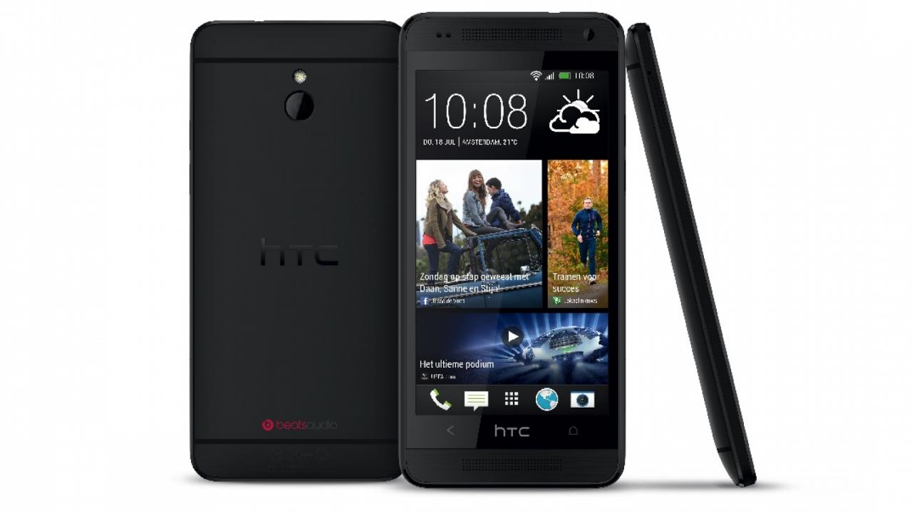 HTC One Mini officieel in Nederland onthuld