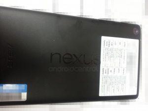 nieuwe nexus 7