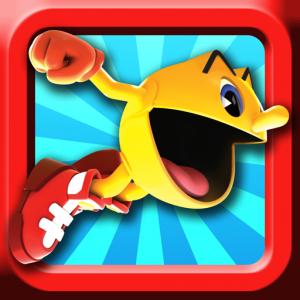 Pac-Man Dash: gratis game met allesetende gele held
