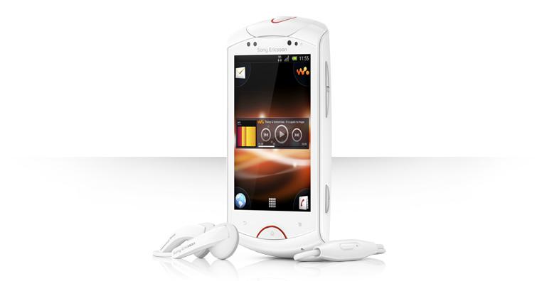 Sony Ericsson komt met Sony Ericsson Live with Walkman