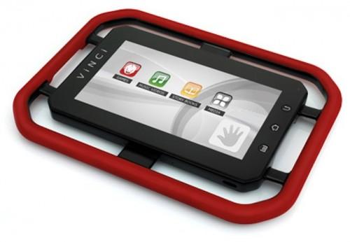 Vinci, tablet voor kleine kinderen met Android