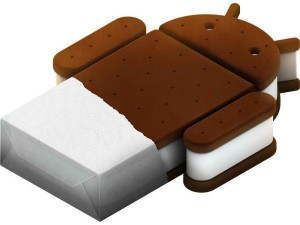 Google werkt aan Android Ice Cream Sandwich toestellen