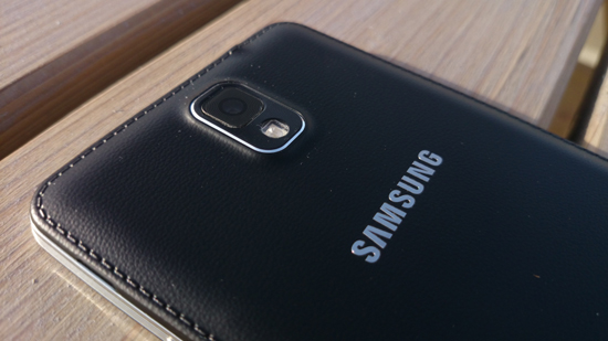 Galaxy Note 3 leer