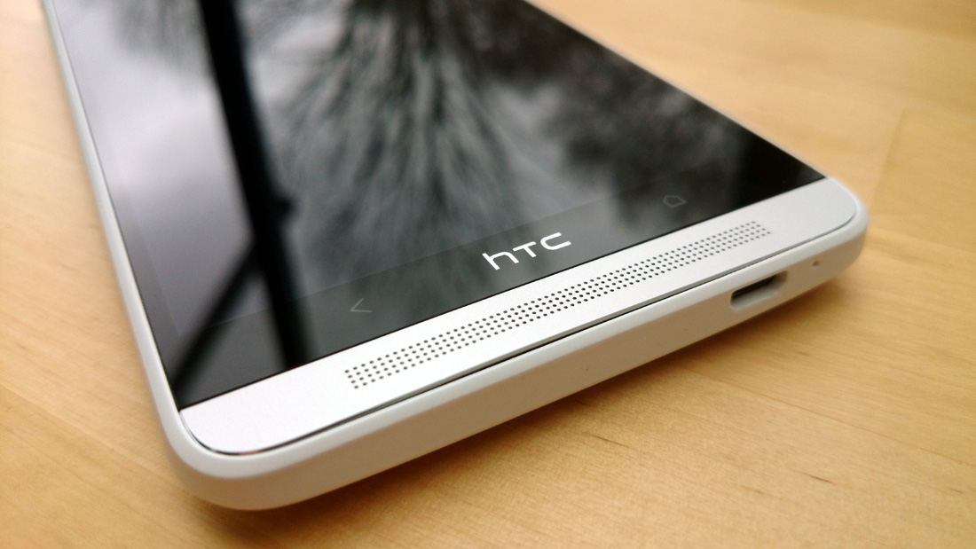HTC One Max review design