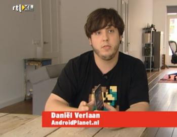 Daniel Verlaan bij EditieNL