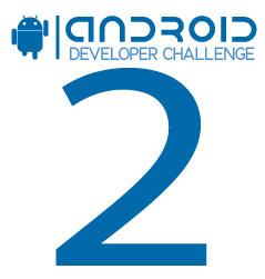 Winnaars van Android Developer Challenge