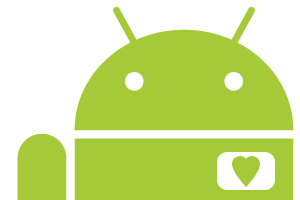 android liefde