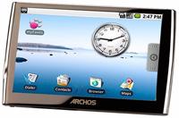 ARCHOS kondigt Android Internet Media Tablet aan