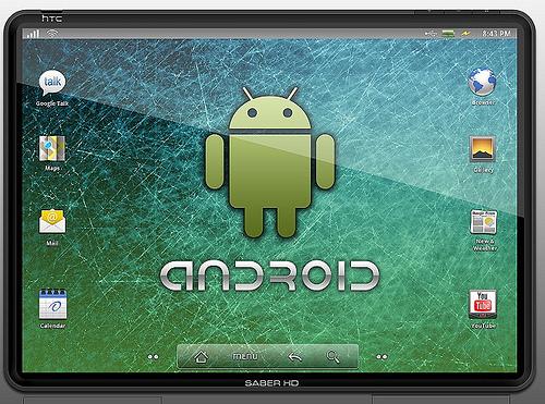 [gerucht] HTC tablet Scribe wordt gelanceerd in Februari