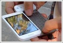 Nieuwe foto's + video van HTC Dream met Android (G1)