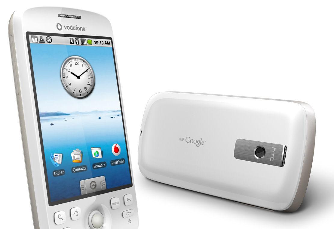 HTC Magic van Vodafone vanaf nu te koop