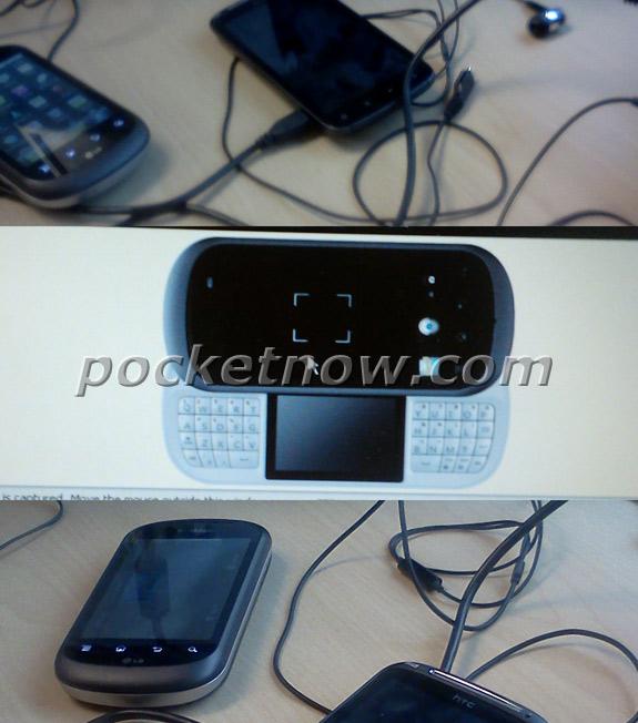 Android LG Flip foto's uitgelekt