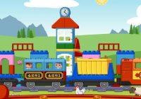 Lego Duplo Train: geinig gratis spel voor kinderen
