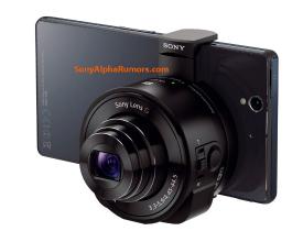 'Sony komt met speciale cameralens voor smartphones en tablets'