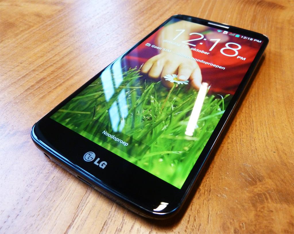 LG G2 Review: imposante topper met verrassingen