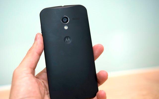 Motorola Moto X geïntroduceerd