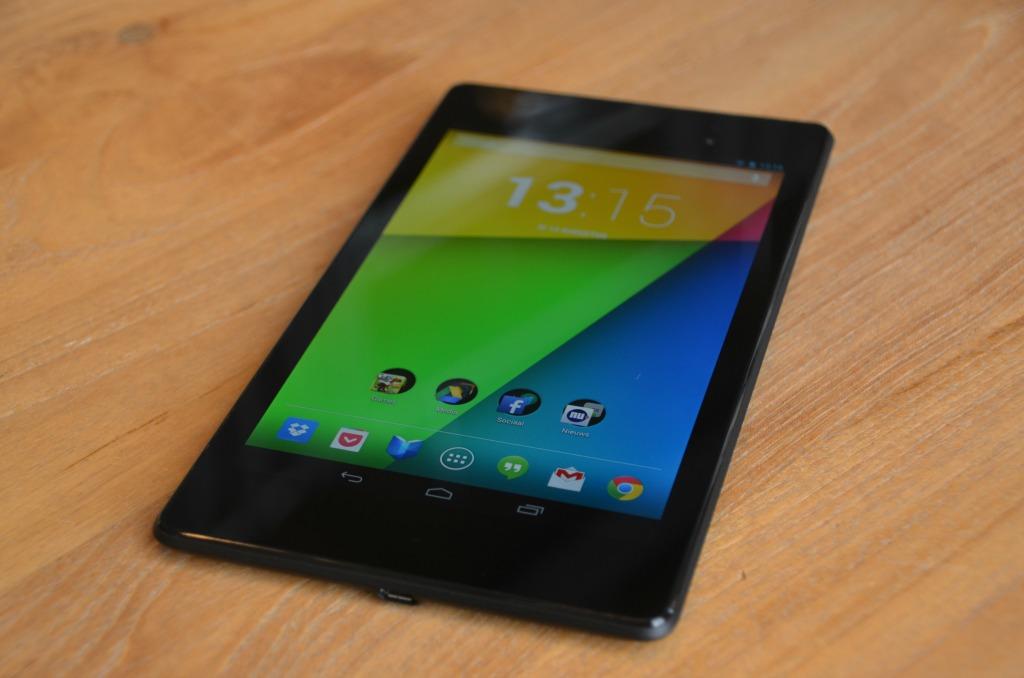 'Nexus 7 4g-versie onderweg, foto duidt op snelle release'