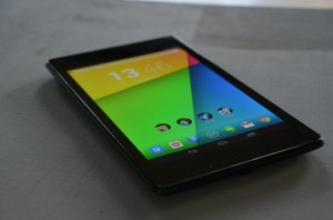 Nexus 7 video's