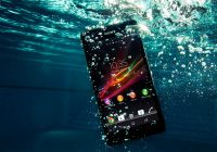 Sony Xperia ZR Review: compact en volledig waterdicht