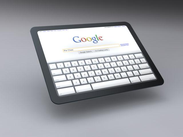 Google gaat ook tablet uitbrengen met Android