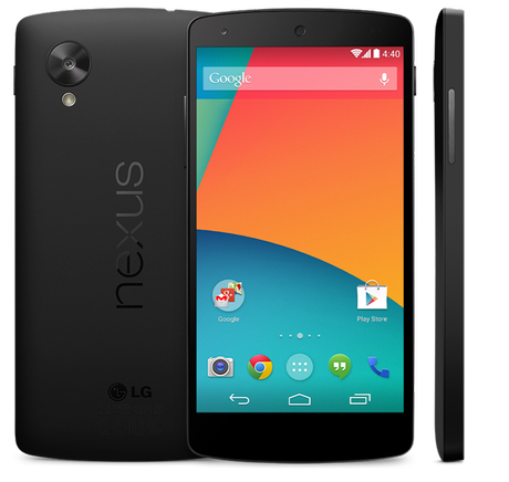 Nexus 5 kopen in Nederland vanaf nu mogelijk voor 399 euro